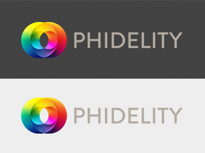 Background Color phidelity rainbow brandon grotesque