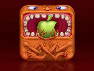 Icon eat