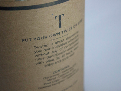 Twisted Wine Redesign
