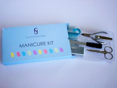 Nail Salon Packaging
