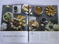 Tea Time Magazine Redesign