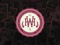 Hog Wild Sports Cards Logo