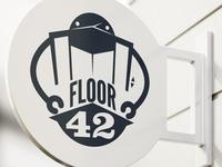 Floor42 Logo Concept