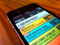 iPhone App Prototypin'