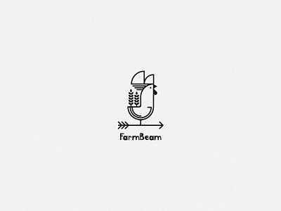 Logo Design for Farm beam beam farming farmer farm health logotype logos logo design logo logodesign branding design branding design brand identity brand design brand