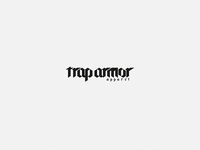Logo Design for Trap Armor fashion app fashion illustration fashion design fashion brand fashion logotype logos logo design logodesign logo branding design branding design brand identity brand design brand