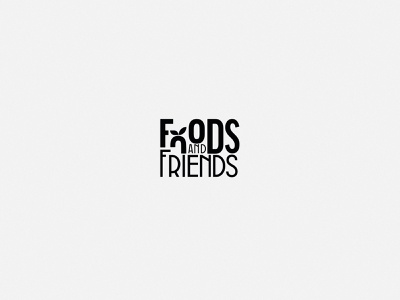 Logo Design for Foods and friends food and drink food health care health app healthcare healthy health logotype logos logo design logodesign logo branding design branding design brand identity brand design brand