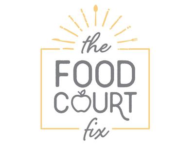 The Food Court Fix Logo