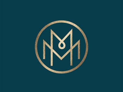Maggie McGill Photography Secondary Logo