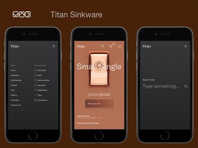 mwb.studio — Titan Sinkware