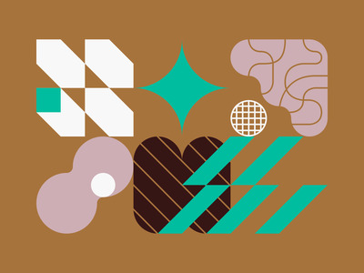 Nova Iskra Studio — Graphic Standards brand guidelines typography branding geometric icon identity illustration flat vector