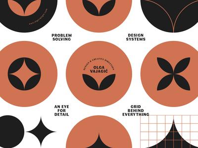 Personal logo / Draft 01