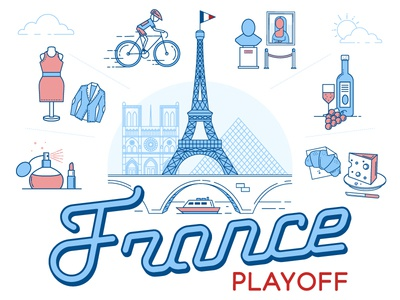 France sticker design contest