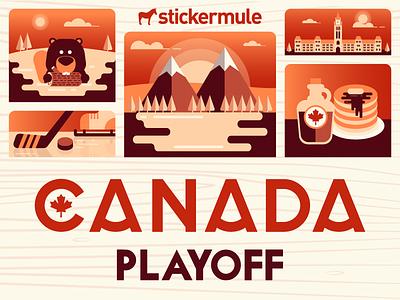 Canada playoff