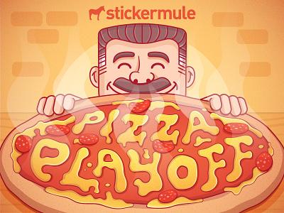 Vinny pizza playoff