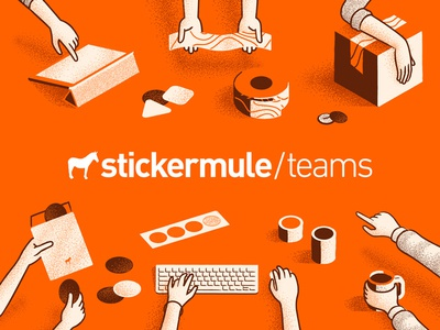 Introducing Sticker Mule for Teams!
