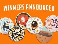 Announcing the coaster playoff winners!