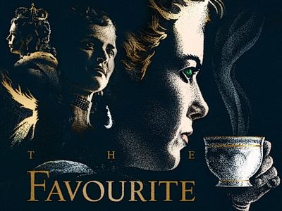The Favourite Alternate Movie Poster