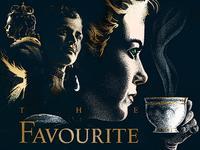 The Favourite Alternate Movie Poster