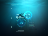 Sea Turtle - EXTINCT