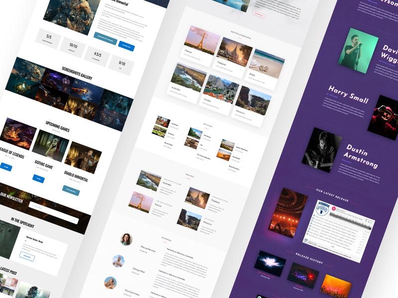 Drag and Drop Website Builder   How-to Tutorials! responsive brand html css html5 ui ux website design mobile web clean