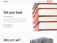 8b Simple Website Builder | Writer Template!