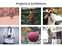 8b Online Website Builder | Gallery Template!