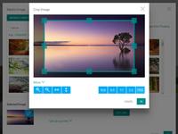 8b Online Website Builder | Image Editor!