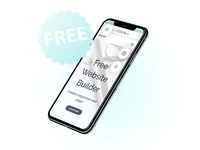 8b Mobile Website Builder - Completely Free App!