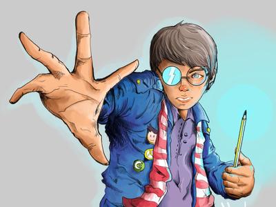 Nanda The Potter