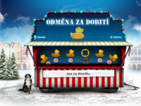 O2 Telefonica Czech reward page