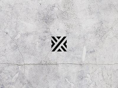 Xeric urban architecture typography type graphic mark design icon logo