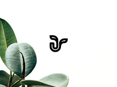Julep illustration graphic design web digital typography plant icon brand logo