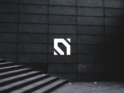 Naos design graphic digital architecture icon logo