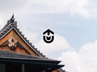 Windrose graphic design desig graphic digital architecture icon logo
