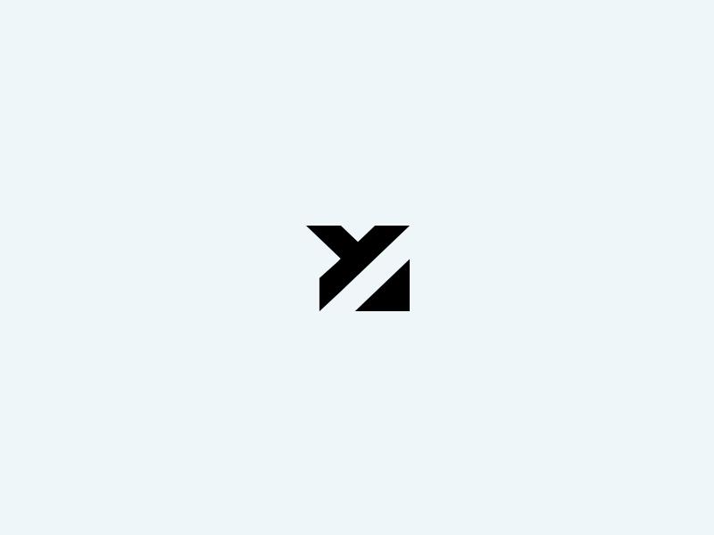 Yex graphic design desig graphic digital architecture icon logo