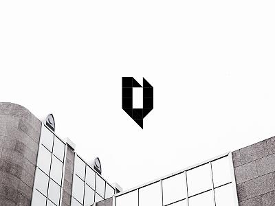 Quadril graphic designo desig graphic digital architecture icon logo