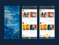 Art Zone -  App For Artist