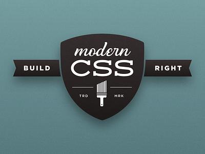 Modern CSS workshop logo
