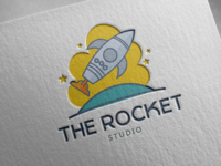 The Rocket Studio Logo