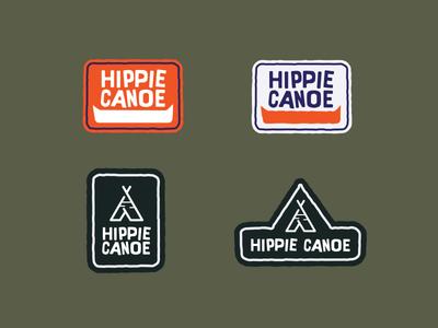 Hippie Canoe