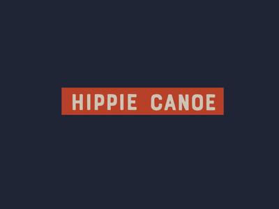 Hippie Canoe v2
