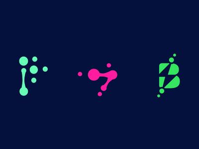 """""""Bubble"""" logos"""