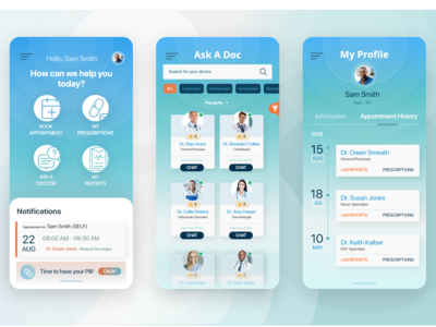 All-in-One Healthcare App