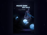 Target banner for smm-agency