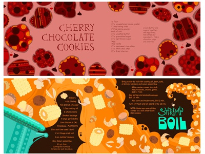 Monicacronin recipes dribbble
