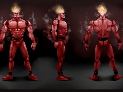 rage mode concept