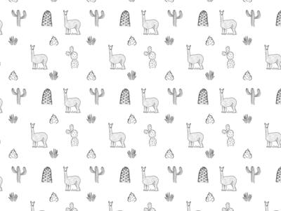 Pattern Vicuña