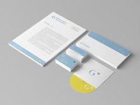 Pharmacy Guillanton Brand Identity
