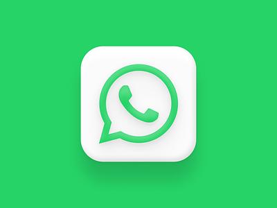 3d Whatsapp Icon By Om Patel On Dribbble